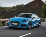 2020 Audi RS 5 Coupe (Color: Turbo Blue) Front Three-Quarter Wallpapers 150x120 (41)