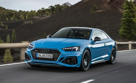 2020 Audi RS 5 Coupe Wallpapers & HD Images
