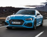 2020 Audi RS 5 Coupe (Color: Turbo Blue) Front Wallpapers 150x120 (43)