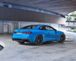 2020 Audi RS 5 Coupe (Color: Turbo Blue) Rear Three-Quarter Wallpapers 150x120 (14)