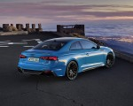 2020 Audi RS 5 Coupe (Color: Turbo Blue) Rear Three-Quarter Wallpapers 150x120 (16)