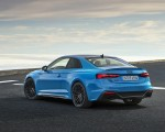 2020 Audi RS 5 Coupe (Color: Turbo Blue) Rear Three-Quarter Wallpapers 150x120 (50)