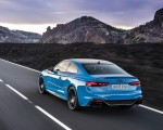 2020 Audi RS 5 Coupe (Color: Turbo Blue) Rear Three-Quarter Wallpapers 150x120 (42)
