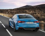 2020 Audi RS 5 Coupe (Color: Turbo Blue) Rear Wallpapers 150x120 (45)