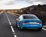 2020 Audi RS 5 Coupe (Color: Turbo Blue) Rear Wallpapers 150x120 (44)