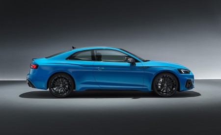 2020 Audi RS 5 Coupe (Color: Turbo Blue) Side Wallpapers 450x275 (20)