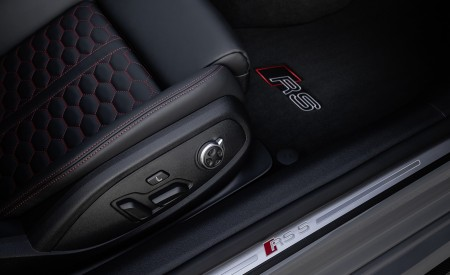2020 Audi RS 5 Coupe Door Sill Wallpapers 450x275 (28)