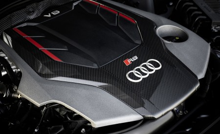 2020 Audi RS 5 Coupe Engine Wallpapers 450x275 (27)