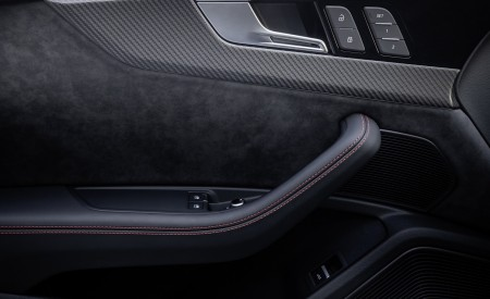 2020 Audi RS 5 Coupe Interior Detail Wallpapers 450x275 (33)