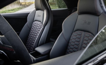 2020 Audi RS 5 Coupe Interior Front Seats Wallpapers 450x275 (32)