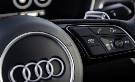 2020 Audi RS 5 Coupe Interior Steering Wheel Wallpapers 450x275 (29)