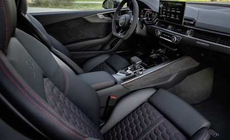 2020 Audi RS 5 Coupe Interior Wallpapers 450x275 (38)