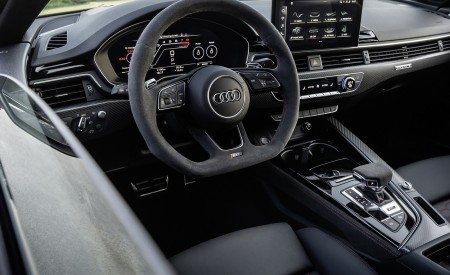 2020 Audi RS 5 Coupe Interior Wallpapers 450x275 (37)