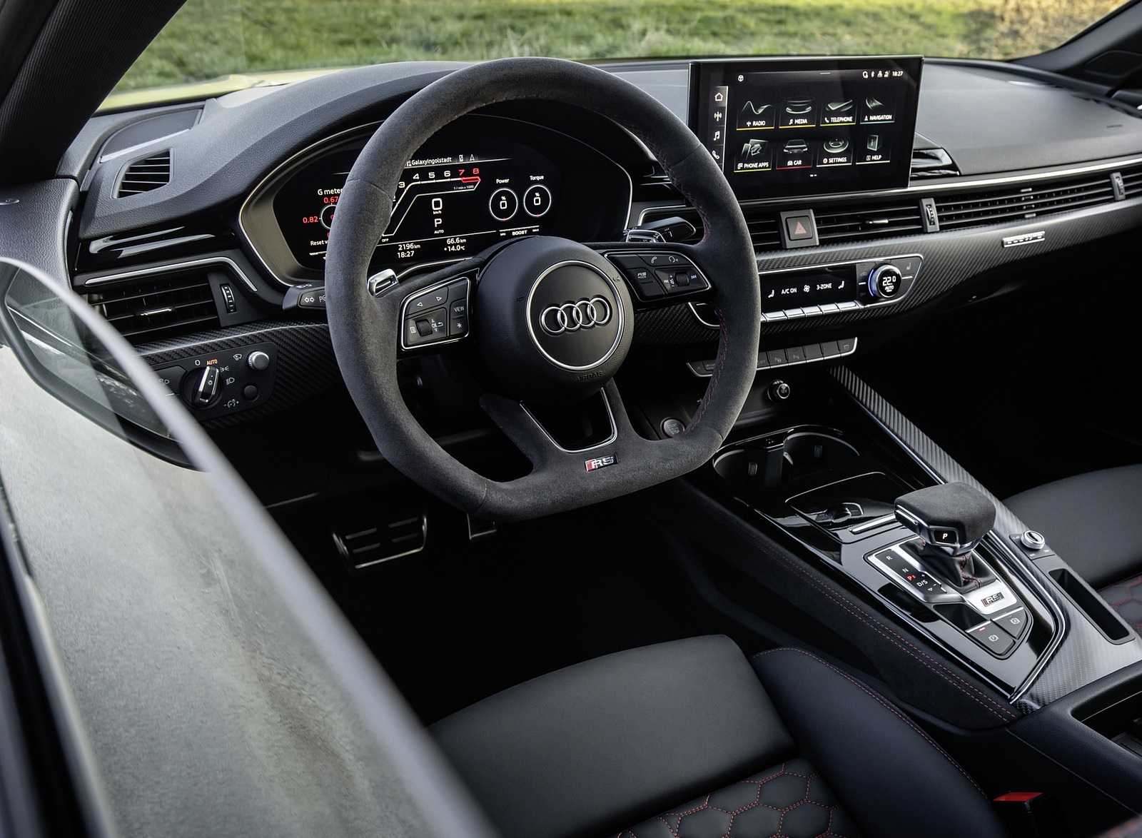 2020 Audi Rs 5 Coupe Interior Wallpapers 37 Newcarcars