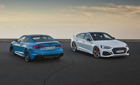 2020 Audi RS 5 Coupe and Sportback Wallpapers 450x275 (17)