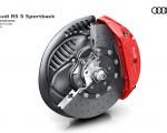 2020 Audi RS 5 Sportback Ceramic brake Wallpapers 150x120 (34)