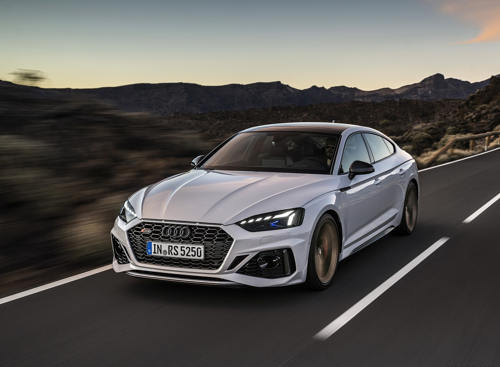 2020 Audi Rs 5 Sportback Color Glacier White Front Three Quarter Wallpapers 41 Newcarcars