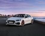 2020 Audi RS 5 Sportback (Color: Glacier White) Front Three-Quarter Wallpapers 150x120 (15)