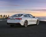 2020 Audi RS 5 Sportback (Color: Glacier White) Rear Three-Quarter Wallpapers 150x120 (16)