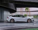 2020 Audi RS 5 Sportback (Color: Glacier White) Side Wallpapers 150x120 (20)