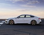2020 Audi RS 5 Sportback (Color: Glacier White) Side Wallpapers 150x120 (12)