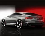 2020 Audi RS 5 Sportback Design Sketch Wallpapers 150x120 (37)