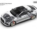2020 Audi RS 5 Sportback quattro drivetrain Wallpapers 150x120 (27)