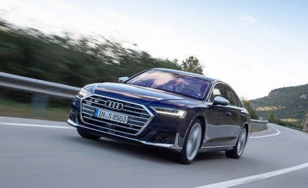2020 Audi S8 Wallpapers & HD Images
