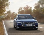 2020 Audi S8 (Color: Navarra Blue) Front Wallpapers 150x120 (16)