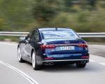 2020 Audi S8 (Color: Navarra Blue) Rear Wallpapers 150x120 (22)