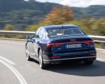 2020 Audi S8 (Color: Navarra Blue) Rear Wallpapers 150x120 (24)