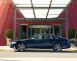2020 Audi S8 (Color: Navarra Blue) Side Wallpapers 150x120 (49)