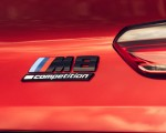 2020 BMW M8 Competition Convertible (UK-Spec) Badge Wallpapers 150x120 (23)