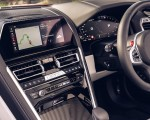 2020 BMW M8 Competition Convertible (UK-Spec) Central Console Wallpapers 150x120 (35)