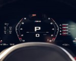 2020 BMW M8 Competition Convertible (UK-Spec) Digital Instrument Cluster Wallpapers 150x120