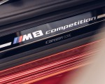 2020 BMW M8 Competition Convertible (UK-Spec) Door Sill Wallpapers 150x120 (27)