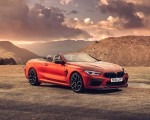 2020 BMW M8 Competition Convertible (UK-Spec) Front Three-Quarter Wallpapers 150x120 (15)