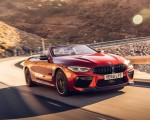 2020 BMW M8 Competition Convertible (UK-Spec) Front Three-Quarter Wallpapers 150x120 (4)