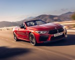 2020 BMW M8 Competition Convertible (UK-Spec) Front Three-Quarter Wallpapers 150x120 (5)