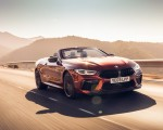 2020 BMW M8 Competition Convertible (UK-Spec) Front Three-Quarter Wallpapers 150x120 (6)