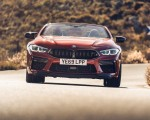 2020 BMW M8 Competition Convertible (UK-Spec) Front Wallpapers 150x120 (9)