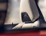 2020 BMW M8 Competition Convertible (UK-Spec) Interior Detail Wallpapers 150x120 (38)