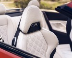 2020 BMW M8 Competition Convertible (UK-Spec) Interior Front Seats Wallpapers 150x120 (37)