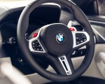 2020 BMW M8 Competition Convertible (UK-Spec) Interior Steering Wheel Wallpapers 150x120 (26)