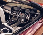 2020 BMW M8 Competition Convertible (UK-Spec) Interior Wallpapers 150x120 (24)