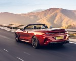 2020 BMW M8 Competition Convertible (UK-Spec) Rear Three-Quarter Wallpapers 150x120 (7)