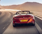 2020 BMW M8 Competition Convertible (UK-Spec) Rear Wallpapers 150x120 (11)