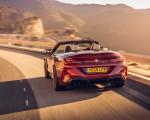 2020 BMW M8 Competition Convertible (UK-Spec) Rear Wallpapers 150x120 (12)