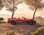 2020 BMW M8 Competition Convertible (UK-Spec) Side Wallpapers 150x120 (20)