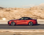 2020 BMW M8 Competition Convertible (UK-Spec) Side Wallpapers 150x120 (13)